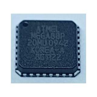 ATmega88P-20MU  8-bit Microcontroller