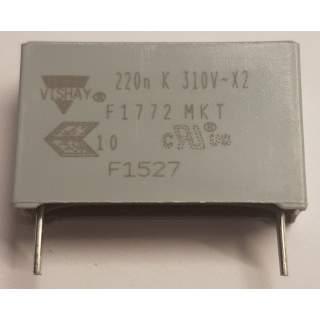 Sicherheitskondensator 0.22uF 310Vac
