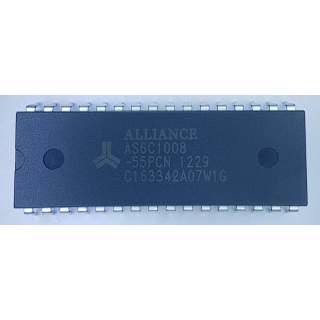 AS6C1008-55PCN  SRAM 1Mb