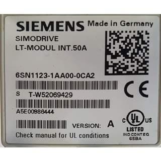 6SN1123-1AA00-0CA2  LT-Modul 50A
