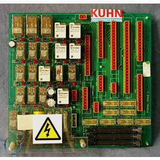 A4 RELAY PCB - ELECTRONIC
