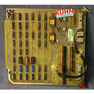D/A BOARD 2 AXIS PCB 482