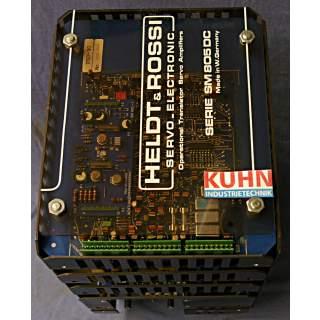 SM805 DC   Transistor Servo Verstärker