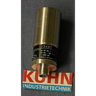 Induktiver Näherungsschalter  M30