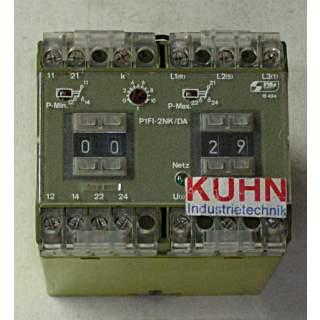 P1F1-2NK/DA  Motorstromüberwachung