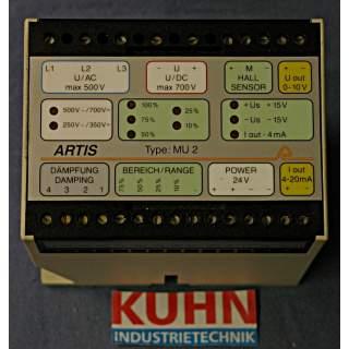 Meßumformer MU 2/LT 100S