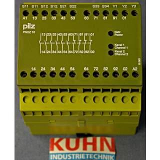 PNOZ10  Sicherheitsschaltgerät