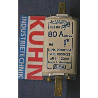 Ultrarapid NH00 80A