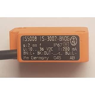 Induktiver  Näherungsschalter    IS-3002