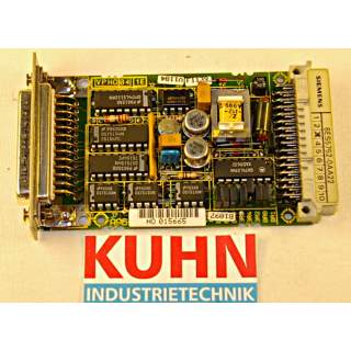 6ES5752-0AA22  INTERFACE MODULE