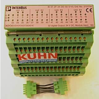 32 Digital Output 24 VDC  0.5A
